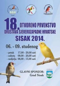 Plakat A2 - 2014